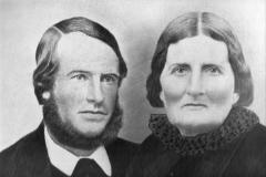 Captain James Banks & wife Cecilia